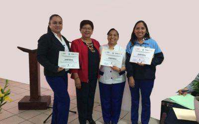 Personal directivo y docente acredita diplomado en educación preescolar