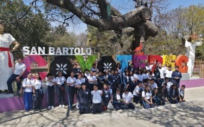 Visita educativa a San Bartolo Coyotepec